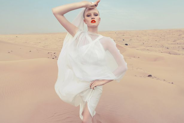 12th Photoshoot; Dubai Desert