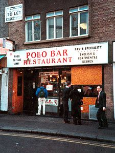 Pollo Bar, Soho - student celebrations