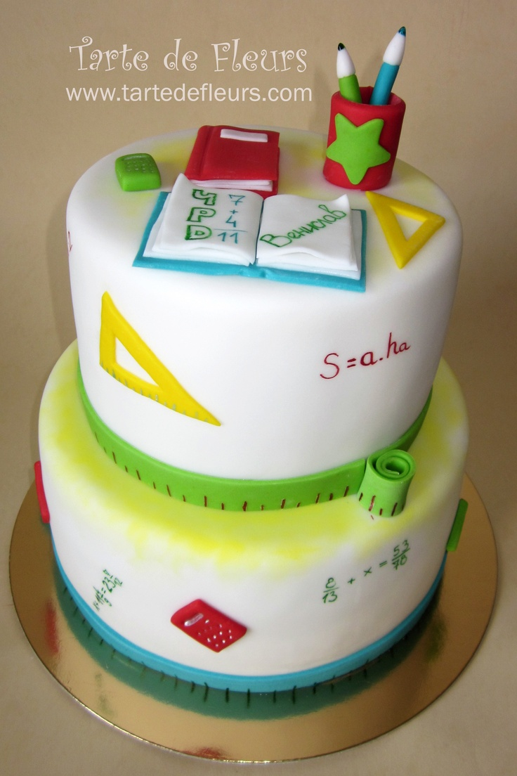 Birthday cake maths facts colouring page - Another Idea For Charley Math Teachercake