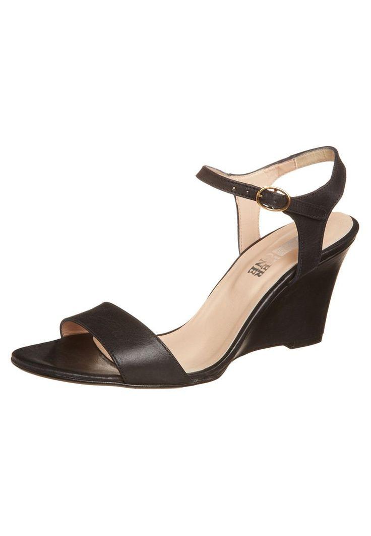 Pier One - High heeled sandals - black Gorgeous