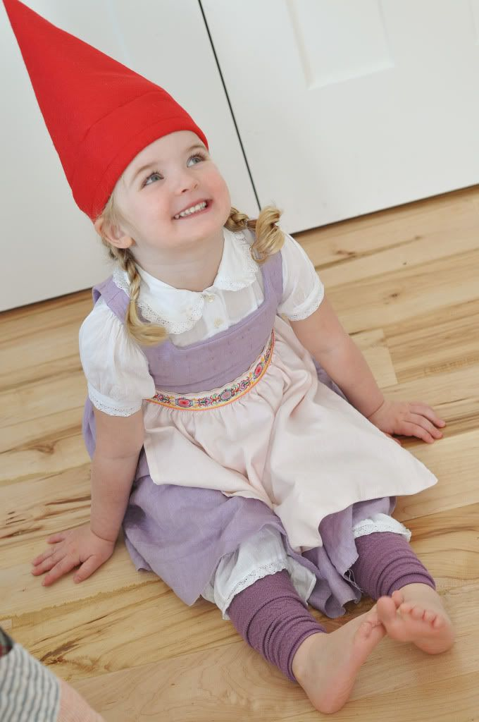 Halloween Gnome Costume Costumes And Face Paint Pinterest