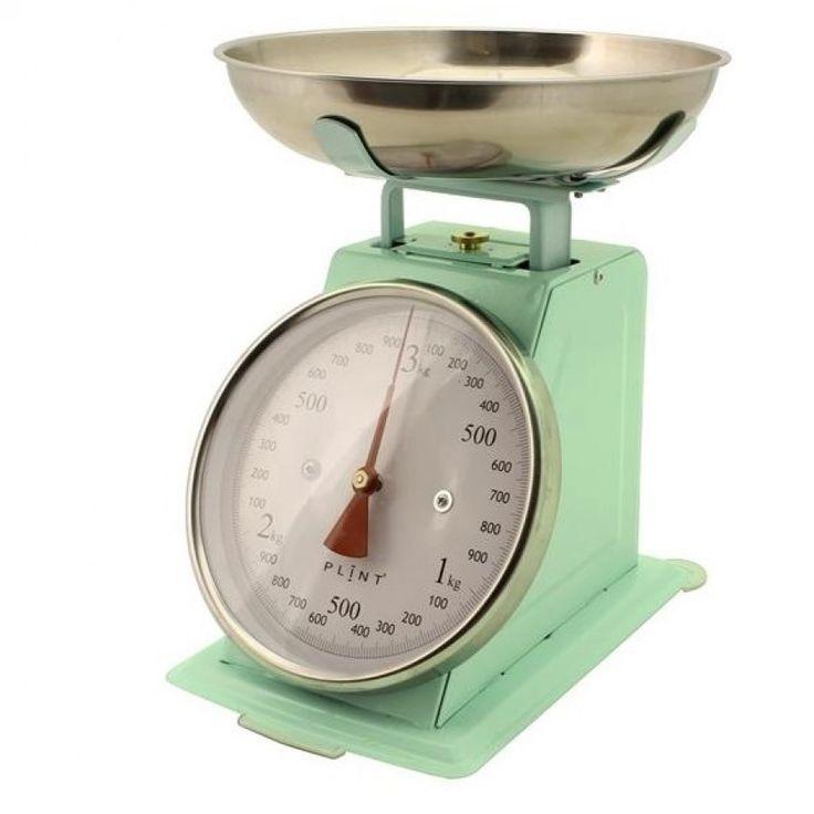 Keukenweegschaal 3 Kg Analoog Mint Groen