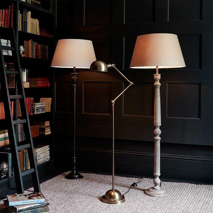 Garis floor lamp base