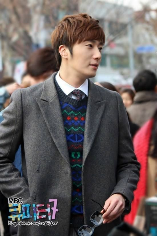 Jung ilwoo Golden rainbow