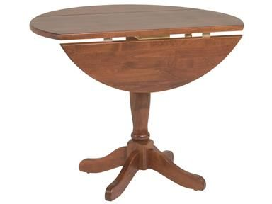 Shop For Whittier Wood Products KFGAC Centennial Table And Other Dining Room Tables At Arthur F Schultz In Erie PA