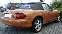 Mazda MX-5 - Wikipedia, the free encyclopedia
