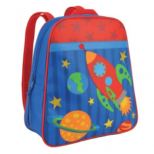 Space Go Go Backpack Possum Pie Stephen Joseph Arts and Crafts, Gifts and Toys, Bags and Backpacks