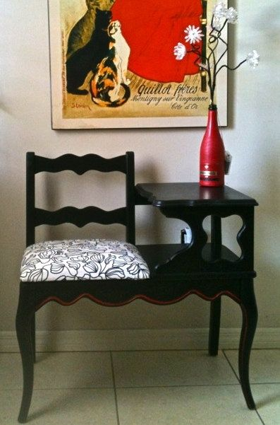 59 Best Telephone Table Images On Pinterest Telephone