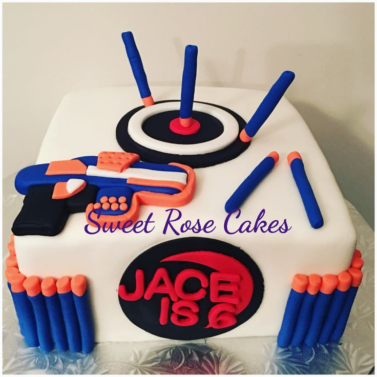 25+ best ideas about Gun cakes on Pinterest Groom cake ...