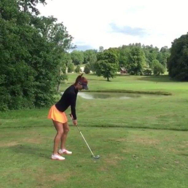 From @aliciaodman -  Golf golf golf   #golf #golfswing #golfing #golfer #golfpractice #golflover #golfday #golfstagram #golfgirl #golfgirls #golflife #golfdigest #lpga #womensgolf @lpga_tour @road2lpga