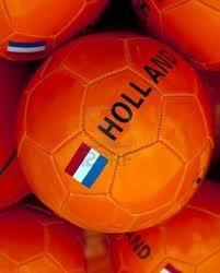Holland soccer ball