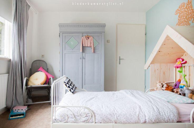 Kinderkamer delen | Kinderkamer en Babykamer Tips & Ideeen