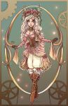 Steampunk Briar Rose by NoFlutter