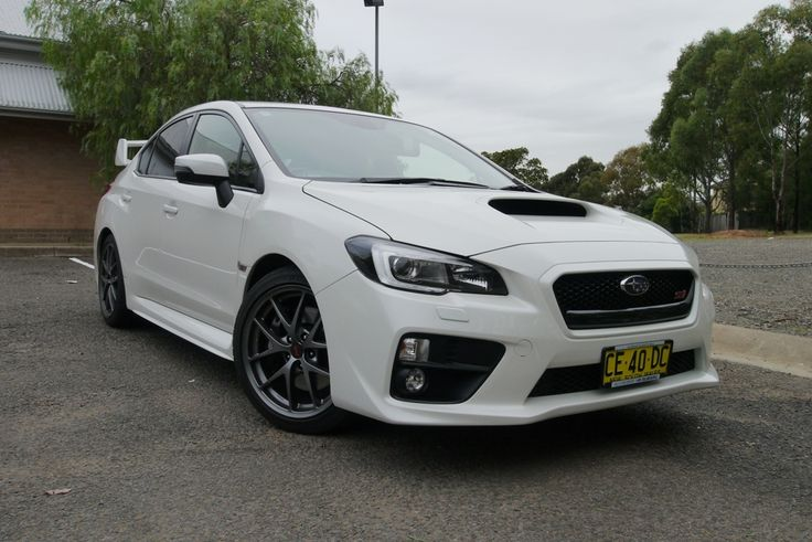 2016 Subaru WRX STI Premium Review