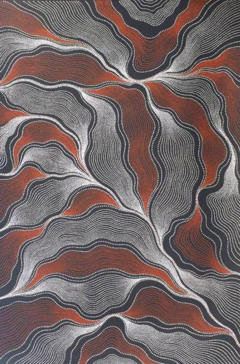 Australian Aboriginal Artist Anna Price Petyarre