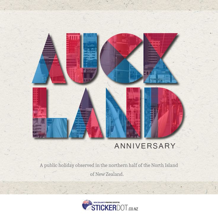 Happy Auckland Anniversary Day! #NZ #Auckland #AucklandDay #NZDay