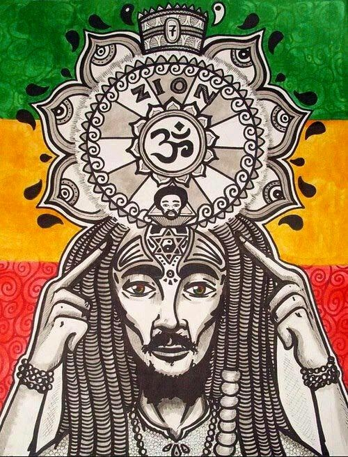 Rastafari is not exactly what everyone thinks. It is a way of life that one cannot be converted to one must adapt to it, I admire their spiritual way of living and peace to one another.