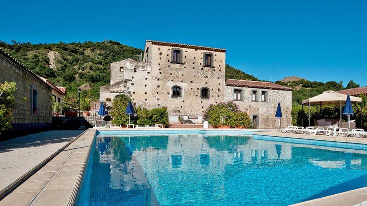 Il Borgo, Sicily