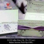 contoh undangan pernikahan, undangan pernikahan unik dan murah, wedding invitation, wedding cards