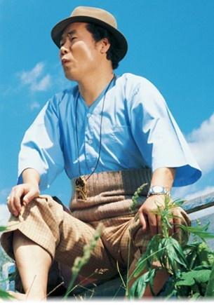 「寅さん!」と言えばこの人、渥美 清さん。憎めないキャラでお人よしの寅さんは当時の日本人の典型だったのかもね!