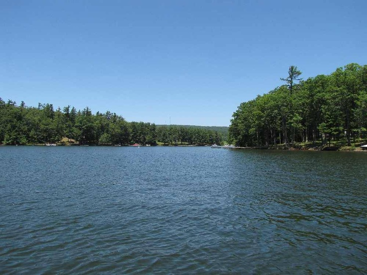 Deep Creek Lake, western Maryland