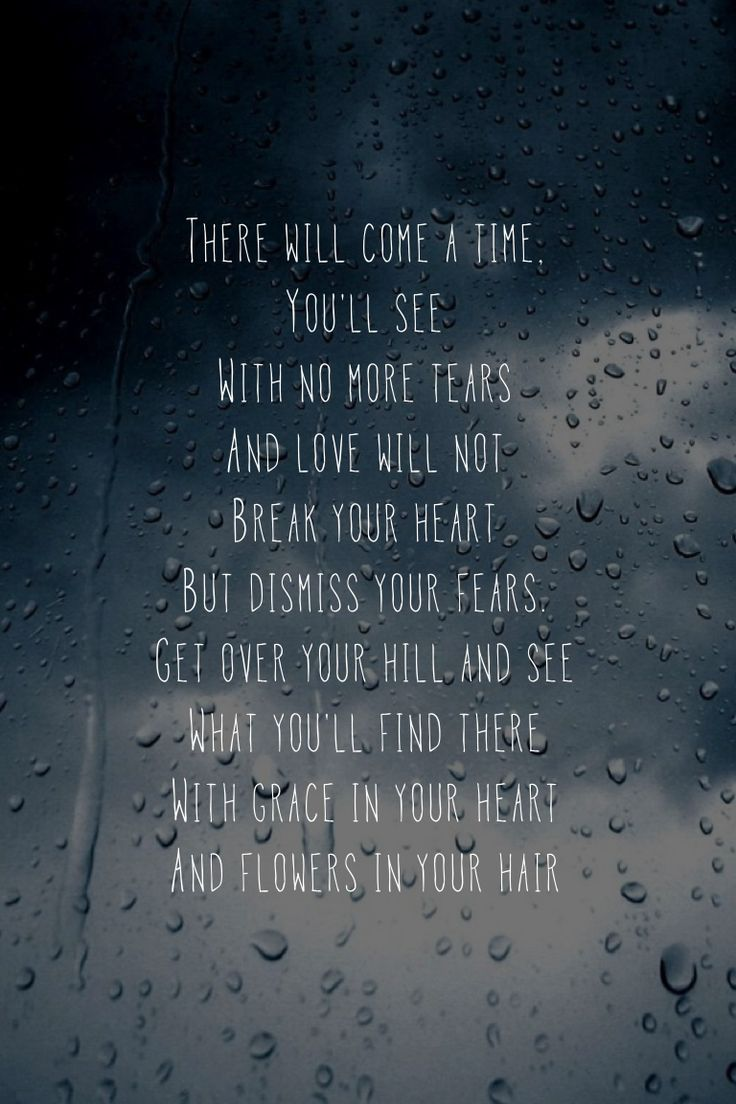 meet me tomorrow mumford and sons lyrics after the storm