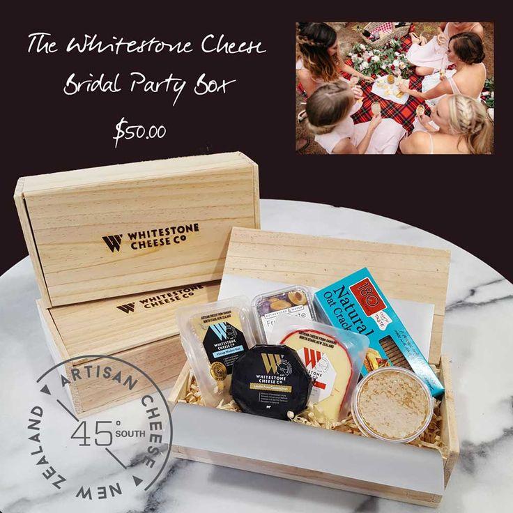 Whitestone Cheese Bridal Party Box!