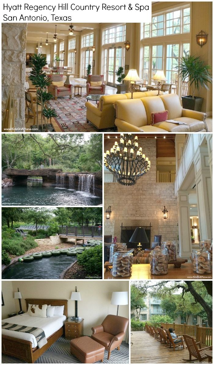 Hyatt Regency Hill Country Resort in San Antonio, Texas - a family friendly resort in San Antonio.