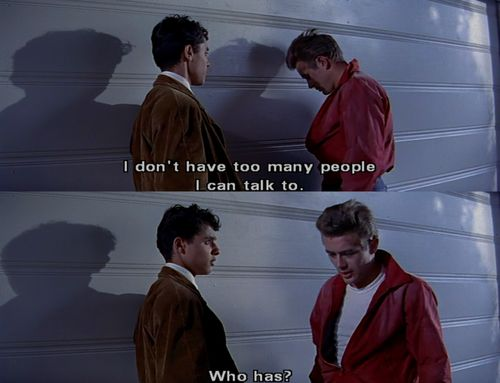 Rebel without a cause essay