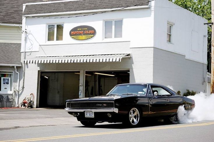 ♠ The Dodge Charger
