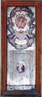collezionare santini: I canivets e le incisioni del Convento dei Cappuccini di Francavilla