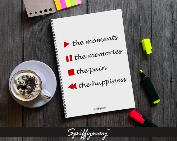 Printable Daily Planner  Daily Planner  Printable by Spiffyway