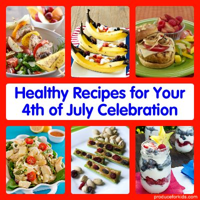 healthy fourth of july desserts recipes