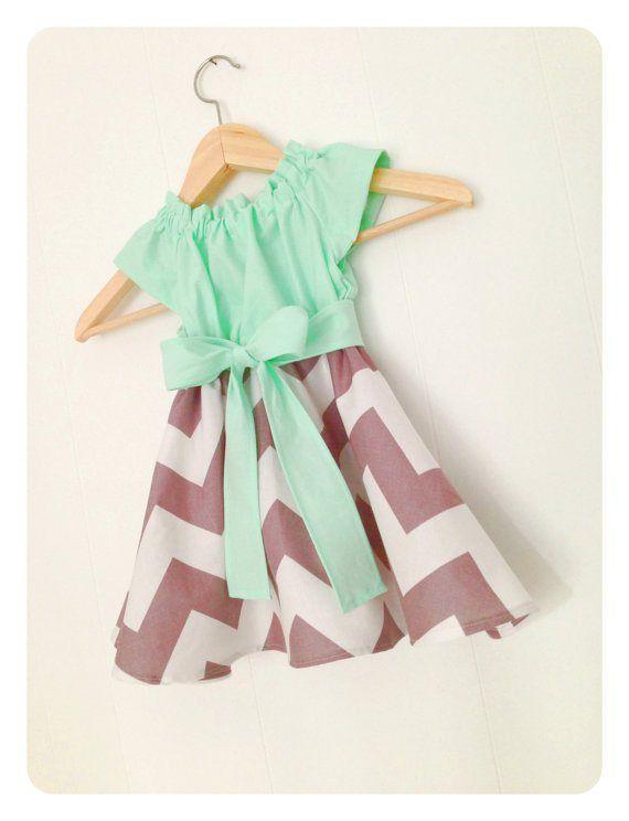 Cute little girl dress