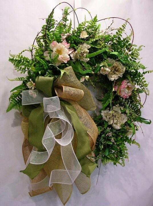 Custom wreath | Wreaths | Pinterest | Wreaths, Door