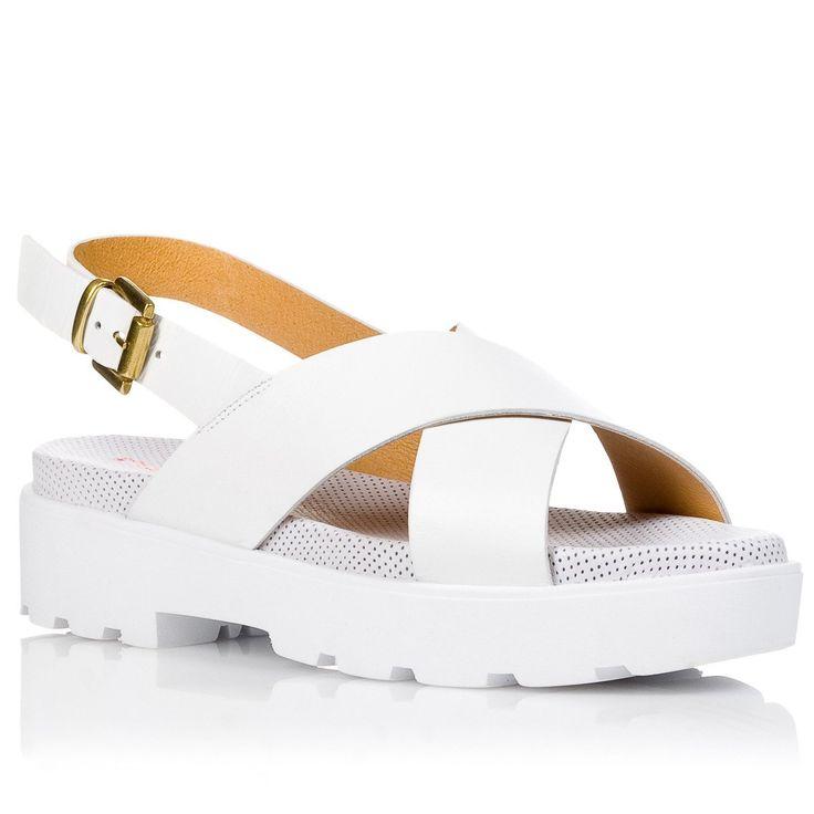 Nak lug sole platform SS15 | Shop online: www.nak.gr