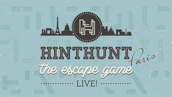 """Découvrez Hinthunt, le premier """"live escape game"""" à Paris: : vous rentrez dans une pièce à plusieurs (entre 3 et 5 participants) et vous avez une heure pour vous en échapper ! Pour y arriver vous devrez résoudre une série d'énigmes."""