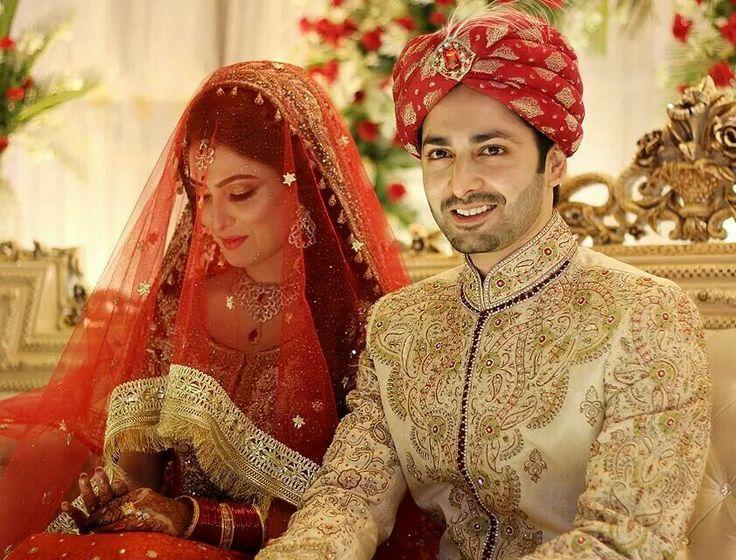 Stani Actress Aiza Khan Her Husband Danish Tamoor