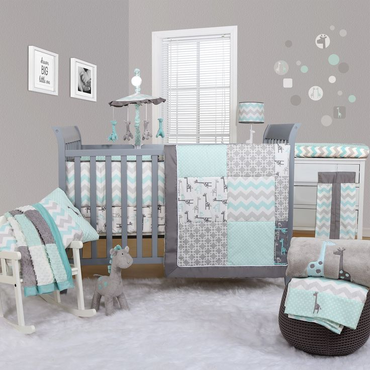Peanut Shell Uptown Giraffe 5 Piece Bedding Set  - Cot Bumpers - Bedding - Nursery/Bedding - The Baby Factory http://hubz.info/109/these-beautiful-places-japan-perfect-cherry-blossom-season