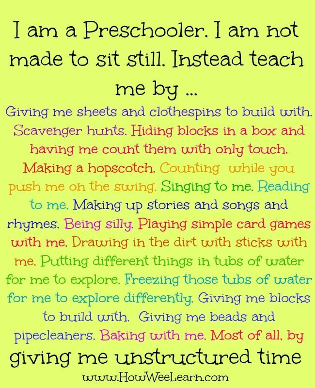 17 Best images about Preschool Inspiration on Pinterest