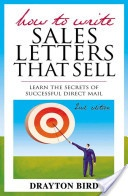 This book reveals the secrets of writing successful sales letters. Containing examples of real sales letters, it includes plenty of advice on what to avoid as well as what to include. Key topics are covered such as the secrets of persuasion, planning a letter that will get replies, creating offers that get responses, and timing mailings for maximum effect.