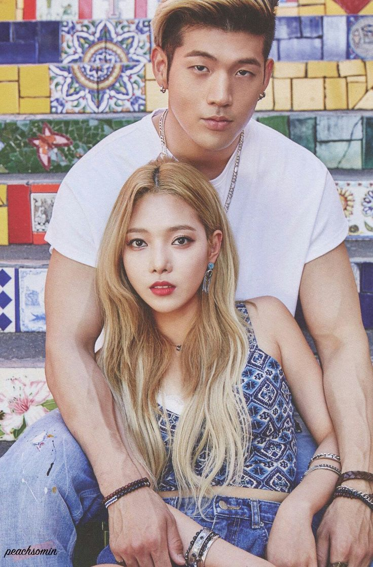 B.M and Somin