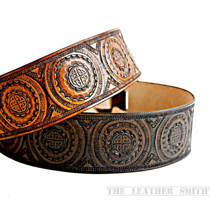 The 2017 Summer Product Line was released June 3rd! Check out the shop for the latest items and designs, including this Celtic Knot Leather Guitar Strap!