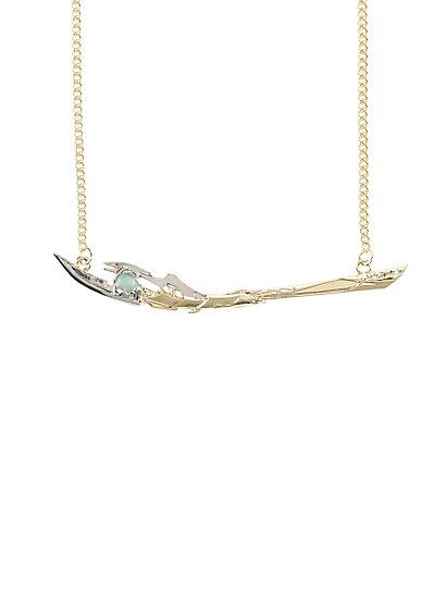 Marvel Avengers Loki Scepter NecklaceMarvel Avengers Loki Scepter Necklace I need this