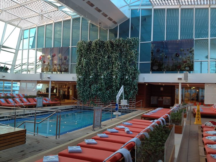 Pool - Celebrity Eclipse