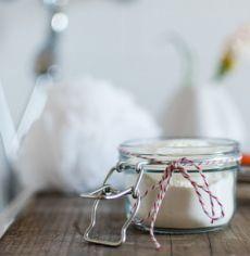 ■ミルクバスソーク ゴードミルクのしっとり、スベスベな肌触りがたまらないレシピ