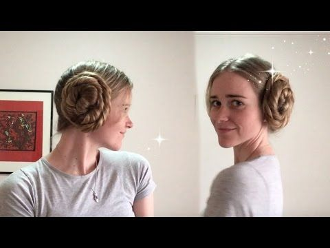 3 Iconic Star Wars Hairstyles Tutorial! | Hair Remi Magazine