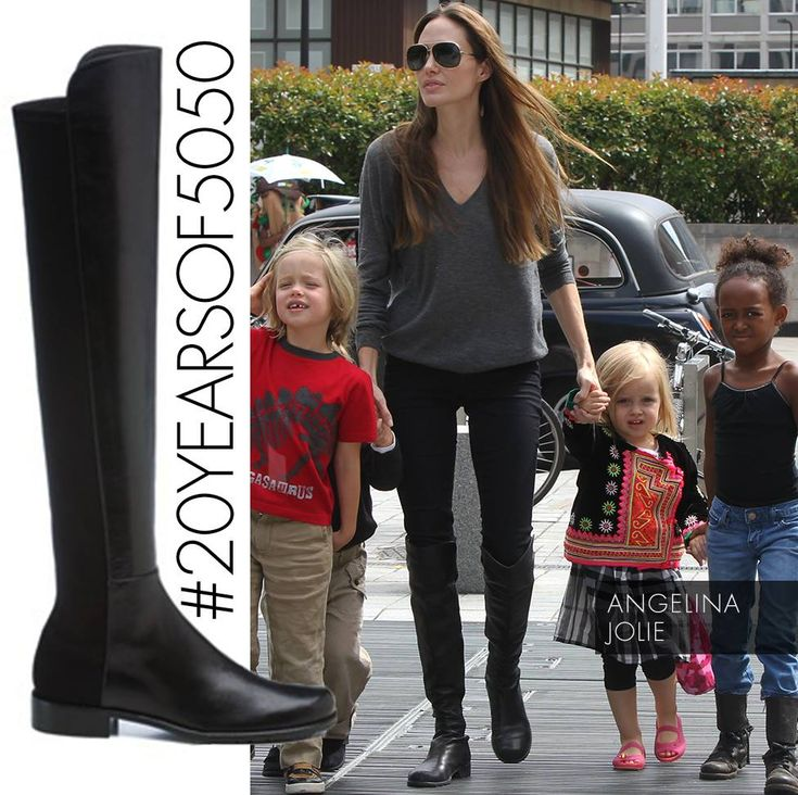 Stuart Weitzman 5050 Boots on Gilt | POPSUGAR Fashion