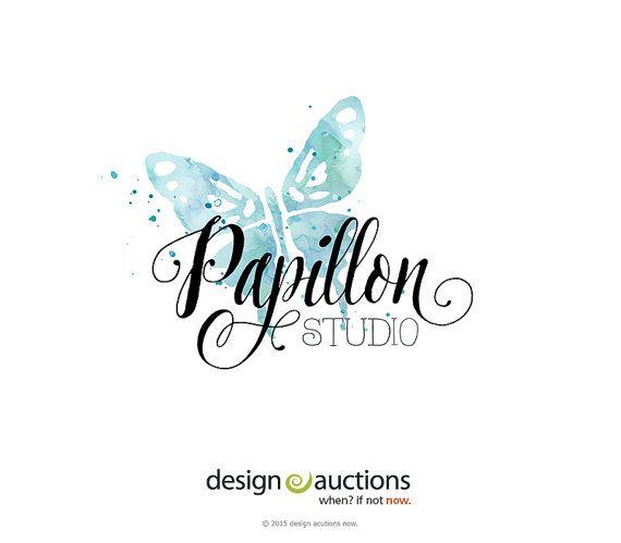 Premade logo design for web logo Etsy shop by designauctionsnow