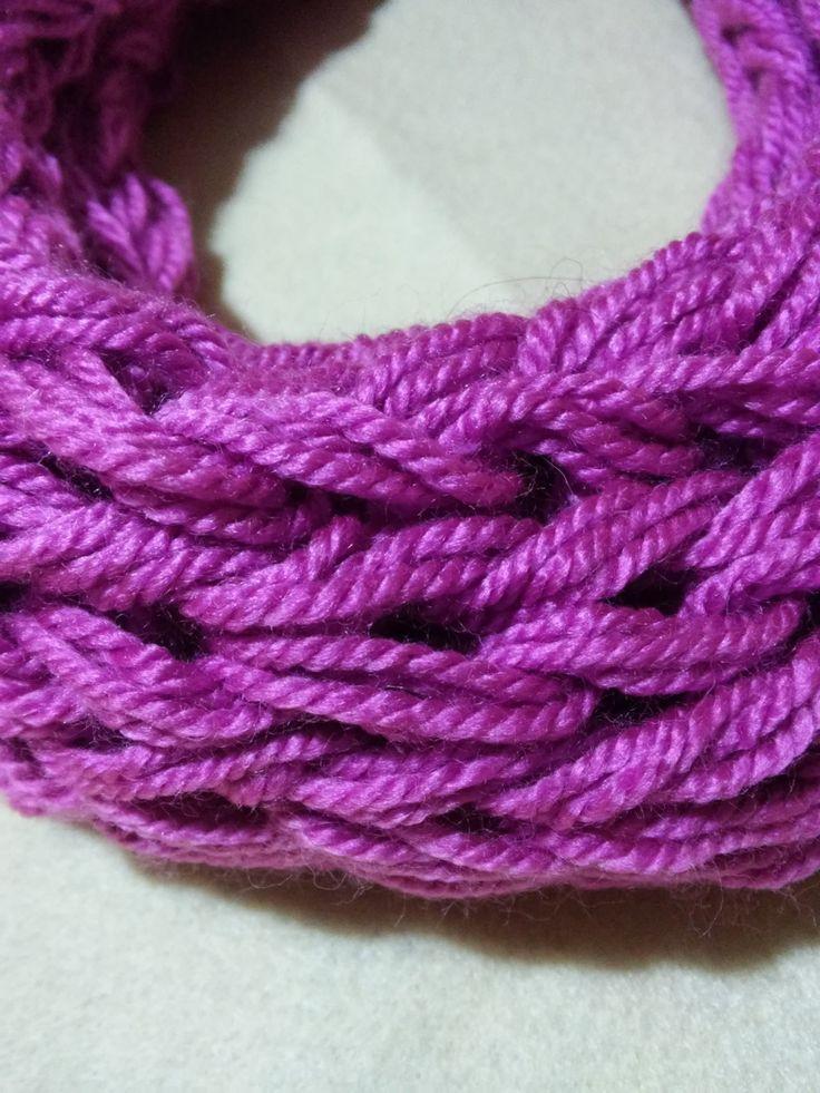 infinity scarf.Handmade scarf winter scarf womens scarf by Mmancrafts on Etsy